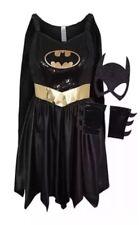 XXL 20-22 Batgirl Bat woman Outfit Fancy Dress Ladies Superhero Costume Fastpost
