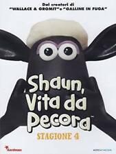 SHAUN - VITA DA PECORA - STAGIONE 04 #01  DVD