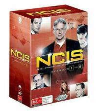 NCIS: Seasons 1 to 5 (DVD, 2019, Box Set of 29 Discs)