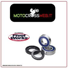KIT PIVOT WORKS CUSCINETTI RUOTA ANTERIORE Honda  TRX 450ER 2006-2014