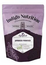 Spinatpulver - 500g - (Beste Qualität) Indigo Herbs