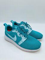 NIKE Men's Roshe One Hyp BR Running Sneaker Clear Jade White US 8.5 EUR 42