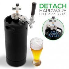 Nutrichef PKBRTP110 Homebrew Mini Keg Beer Dispenser - 128 oz.