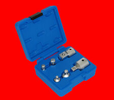 BGS 199 6-teilig Knarren-Adapter für Steckschlüsseleinsätze