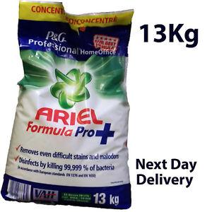 ARIEL FORMULA PRO+ Professional Clothes Washing Powder 13kg