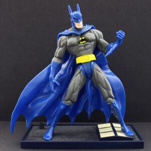 "DC Super Heroes BATMAN 6"" Complete Action Figure Hasbro 1999"