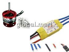 M04E EMAX CF2822 1200KV Brushless Motor w/ 3.0mm Propeller Adapter + HP 30A ESC