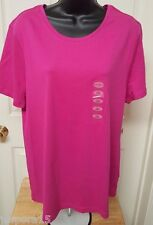 Studio Works NWT Woman's Pink Shirt Size XL