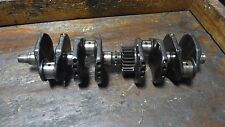 1981 YAMAHA XS1100 ELEVEN XS 1100 YM294 ENGINE CRANKSHAFT CRANK SHAFT
