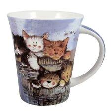 Alex Clark Fine Bone China Flirt Mug - Cats - Kittens