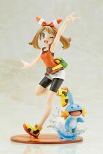 Pokemon ARTFX J May with Mudkip Kotobukiya / Haruka & Mizugorou UK SELLER