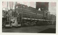 7K351 RP 1950s SPOKANE INTERNATIONAL RAILROAD ENGINE #203