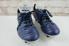 Nike Tiempo Blue Football Boots size Uk 9