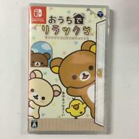 Rilakkuma at Home Rilakkuma Came to Your House Japanese Switch