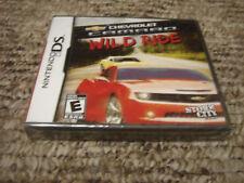 Chevrolet Camaro: Wild Ride  (Nintendo DS, 2010)