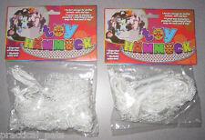 2 Toy Hammock Organizer Hanging Nets to Organize Dolls/Stuffed Animals-Free Ship