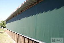5,90 €/m² Windschutznetz Windschutz A 100 fein  Meterware Zuschnitt