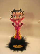Betty Boop Devil Bobber 2001 King Features