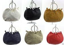 Damentaschen im Clutch-Taschen-Stil aus Synthetik mit Abnehmbare Trageriemen und Reißverschluss