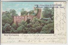 Kleinformat Ansichtskarten aus den ehemaligen deutschen Gebieten für Burg & Schloss