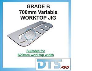 700mm VARIABLE WORKTOP JIG - GRADE B -SPACIAL OFFER