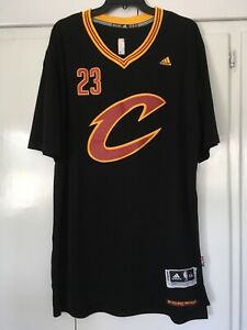 LeBron James Cleveland Cavaliers #23 Jersey Adidas Swingman 2016 NBA Finals Cavs