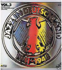 2 X LP JAZZ IN DEUTSCHLAND 1941 > 1948 VOLUME 3
