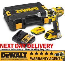 Dewalt DCD795D2 18V XR Brushless Combi Hammer Drill Driver Li-Ion TSTAK Style RW
