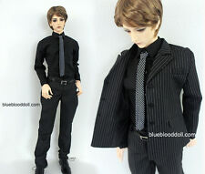 1/3 BJD 70cm EID hero male doll suit outfit set clothes Iplehouse Soom ID shipUS