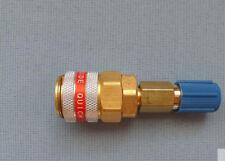 KFZ Klimaanlage Schnellkupplung R134A für Klima ohne Niederdruckseitenausgang