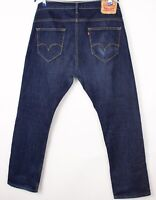 Levi's Strauss & Co Hommes 504 Jeans Jambe Droite Stretch Taille W38 L30 BBZ261