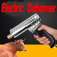 Electric Cow Calf Dehorner Bloodless Fast Heating Horn Cattle Lamb