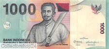 Indonesia 1000 Rupiah 2013/2000 Unc Pn 147f