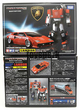 TAKARA TOMY Transformers Masterpiece MP-12 SIDESWIPE Lambor G1 action figure