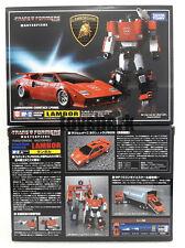 TAKARA TOMY Transformers Masterpiece MP-12 SIDESWIPE Lambor G1 action figure