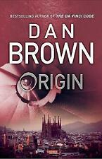 Origin: (Robert Langdon Book 5) by Dan Brown (Hardback, 2017)