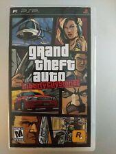 Grand Theft Auto: Liberty City Stories (Sony Psp, 2005)