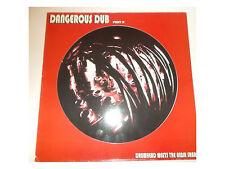 Drumhead Meets The Ninja Shark  - Dangerous Dub Part II - LP