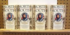 """North and South"" VHS 12 tape set Patrick Swayze Drama Civil War Kirstie Alley"