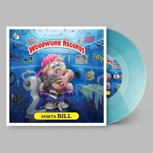 "DJ Woody Porta Bill 7"" Scratch Record  Skipless Scratches Samples"