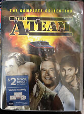 New listing The A-Team: The Complete Collection (Dvd, 2019, 25-Disc Box Set)