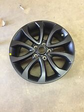"1 New Factory OEM Black  17"" NISSAN JUKE Wheel Rim 62563 62596 62615 With Dings"