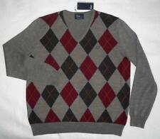Fred Perry Argyle, Diamond Jumpers & Cardigans for Men