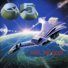 Q5 - STEEL THE LIGHT, LTD 2CD 12 BONUS NO REMORSE RE-ISSUE 2018 US NEW SEALED