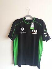 Kawasaki Massingberd t-Shirt MotoGP Size L Genuine 1st Class RoyalMail Post