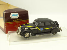 RexToys 1/43 - Chrysler Airflow 1935 Police Indiana