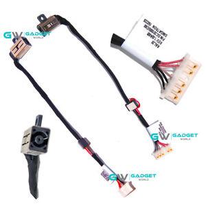 Dell Inspiron 5551 5555 5558 5559 Dc Alimentation avec Câble 0KD4T9 DC30100UD00