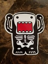 Domo Halloween Skeleton Costume Domo Magnet Buy 1 Get 2 Domo Items FREE
