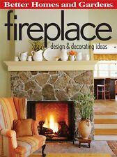 Fireplace: Design & Decorating Ideas (Better Homes