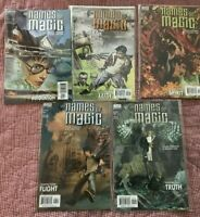 Names of Magic Vol.1 1-5 NM DC Comics Vertigo Sandman Complete Run